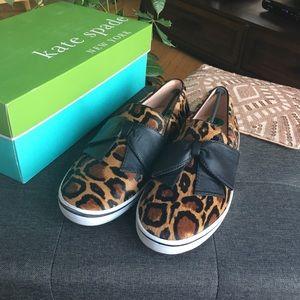 NEW Kate Spade Delise Slip on Sneakers New in Box